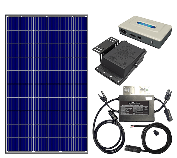 điện mặt trời 2kwp