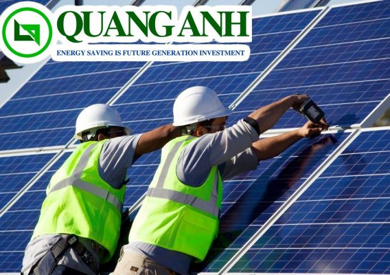 tuyển dụng kỹ sư điện mặt trời