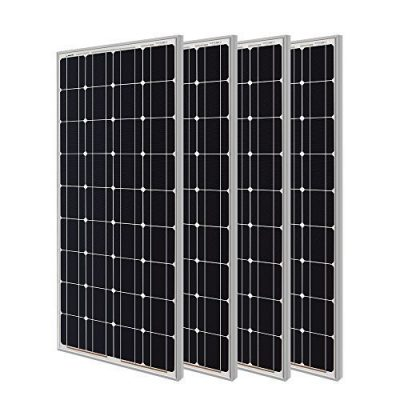 Pin mặt trời mono