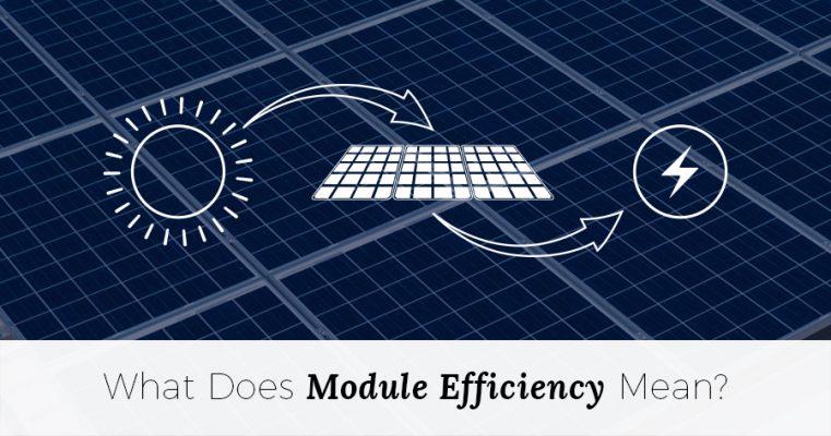 hiệu suất tấm pin mặt trời